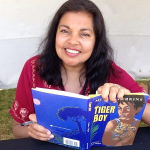 Author Mitali Perkins