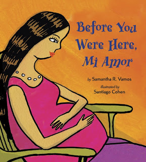 New Voice:  Samantha R. Vamos on Before You Were Here, Mi Amor