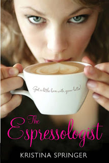 New Voice: Kristina Springer on The Espressologist