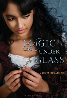 New Voice: Jaclyn Dolamore on Magic Under Glass