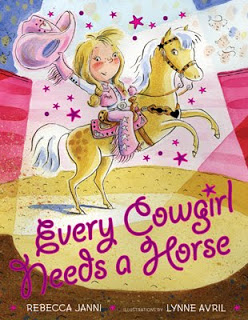 New Voice: Rebecca Janni on Every Cowgirl Needs a Horse