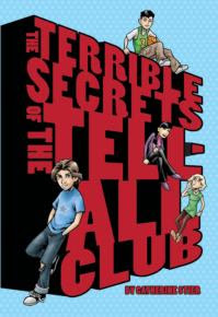 New Voice: Catherine Stier on The Terrible Secrets of the Tell-All Club