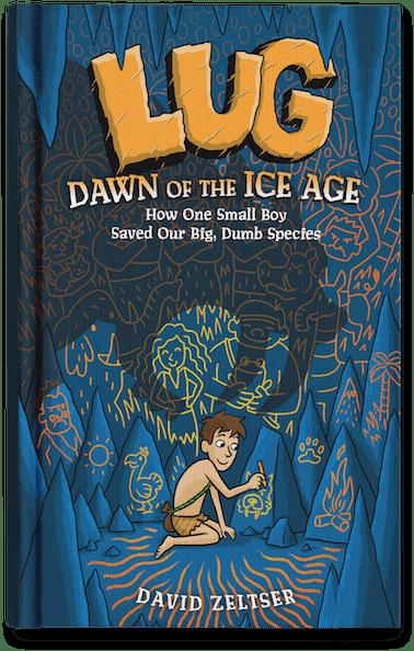 New Voice: David Zeltser on Lug, Dawn Of The Ice Age