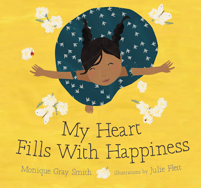 Author Interview: Monique Gray Smith on My Heart Fills With Happiness & Advice for Beginning Writers