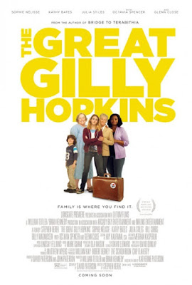 """Guest Post: M.T. Anderson on the Premier of """"The Great Gilly Hopkins"""" Film"""