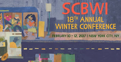 Honored to join the SCBWI winter conference faculty!