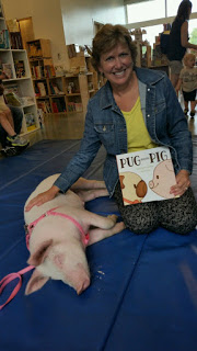 New Voice: Sue Lowell Gallion on Pug Meets Pig