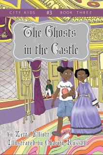 Author Interview: Zetta Elliott on Ghosts, Magic & Imperialism
