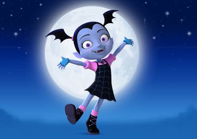 Author Interview: Anne Marie Pace on Writing Gothic Picture Books & Vampirina on TV