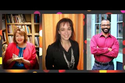 Podcast: Pat Mora, Cynthia Leitich Smith & Don Tate