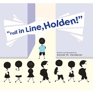 Author-Illustrator Video: Daniel W. Vandever on Fall In Line, Holden!