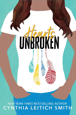 Cover Reveal: Hearts Unbroken by Cynthia Leitich Smith