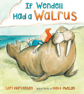 Guest Post: Lori Mortensen on Writing Story Endings & If Wendell Had a Walrus