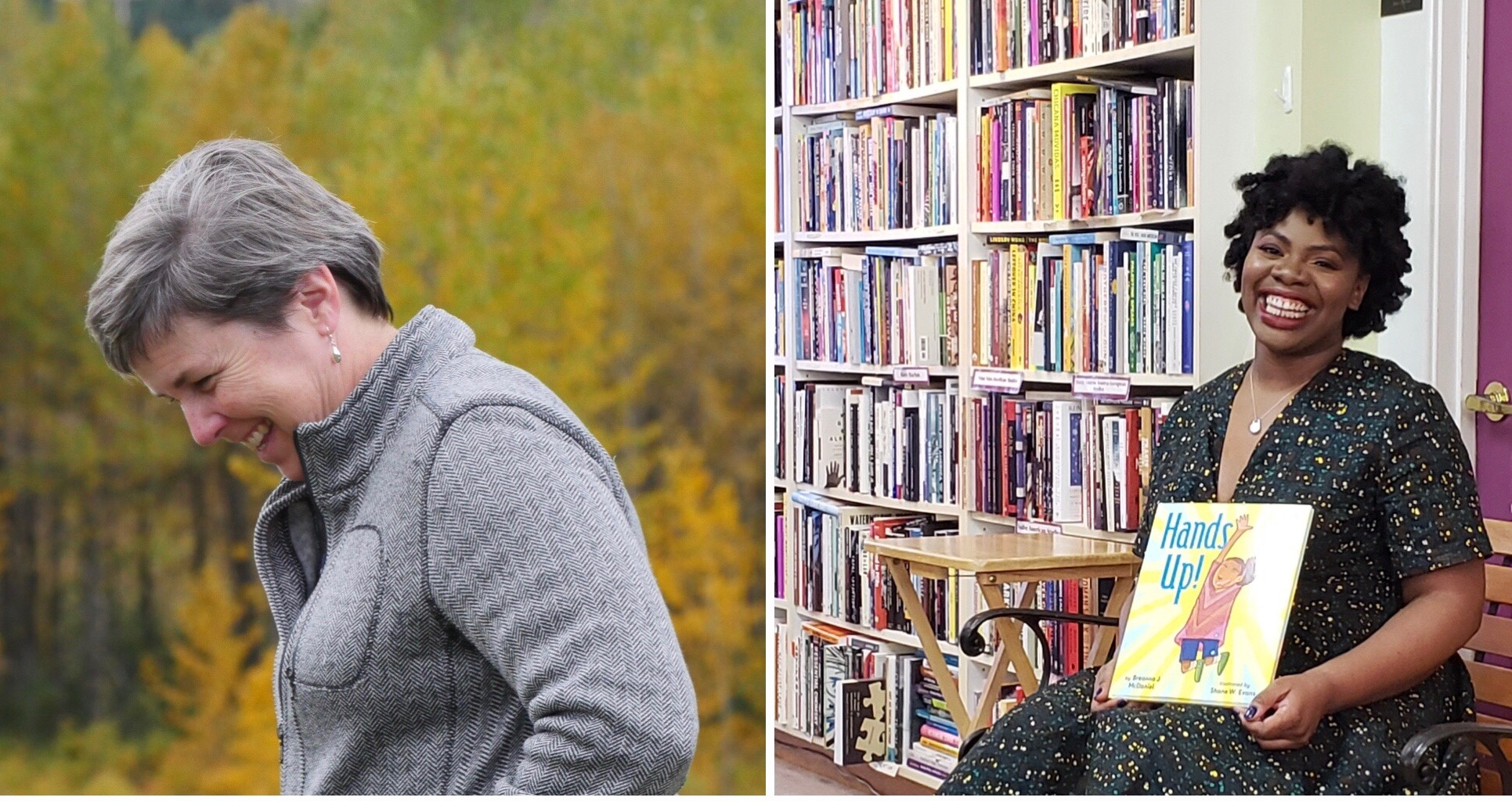 New Voices: Authors Jenn Bailey & Breanna McDaniel on Writing Highly Personal Stories for Children