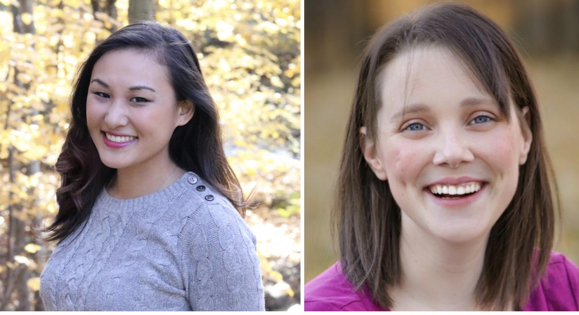 New Voices: YA Authors Kat Cho and Olivia Hinebaugh